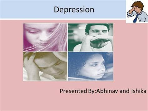 depression powerpoint template depression authorstream