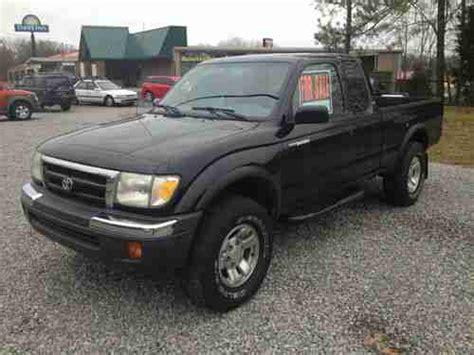 1999 Toyota Tacoma Sr5 Find Used 1999 Toyota Tacoma Sr5 Extended Cab 2