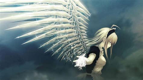 wallpaper hd anime angel anime wallpapers 1366x768 wallpaper cave