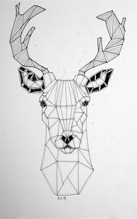 geometric tattoo ottawa 57 best vectores poligonales geometr 237 a images on
