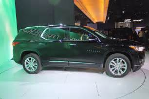 2018 chevrolet traverse picture 701322 car review