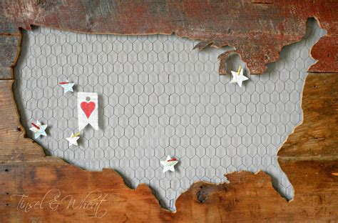 collection of farmhouse chicken wire diy projects