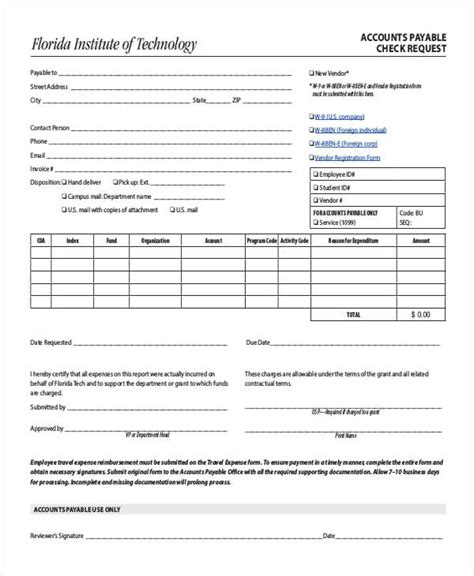 request for payment form template check request form 11 free word pdf documents
