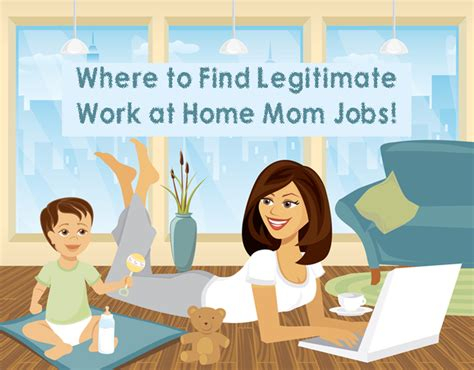 how to find legitimate work at home 3 boys and