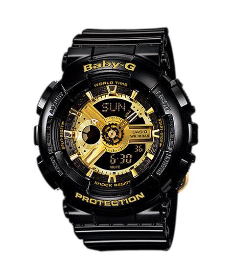 Casio Baby G Ba 110 1a ba 110 1a g shock tandem series baby g timepieces casio