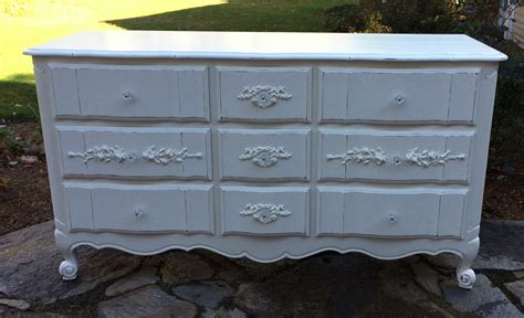 vintage white provincial bedroom furniture provincial painted dresser with roses