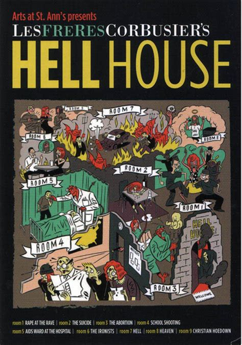 hell house e4 1 review performing evangelical christianity in les freres corbusier s hell house