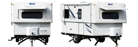 hi lo travel trailer floor plans cing trailers hi lo trailers