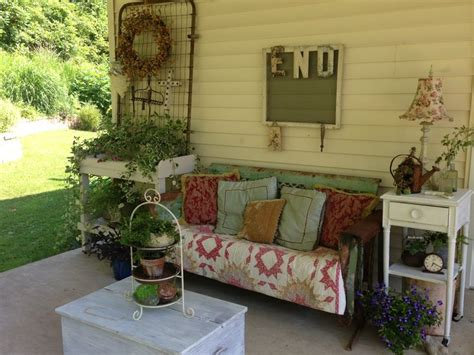 cottage porch ideas my shabby cottage style porch sunroom ideas
