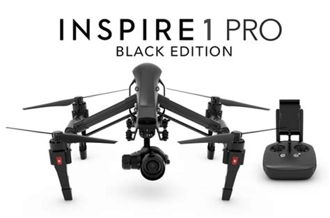 Dji Inspire 1 Pro Black Edition dji inspire 1 pro single remote black edition with 4k