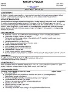 librarian resume example librarian resume sample free resume template library assistant resume objective