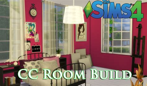 10 Cute Kids Bathroom the sims 4 cc house build episode 4 teen bedroom