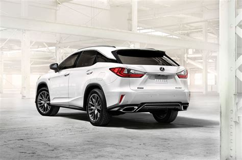 lexus rx 350 f sport 2016 2016 lexus rx350 reviews and rating motor trend