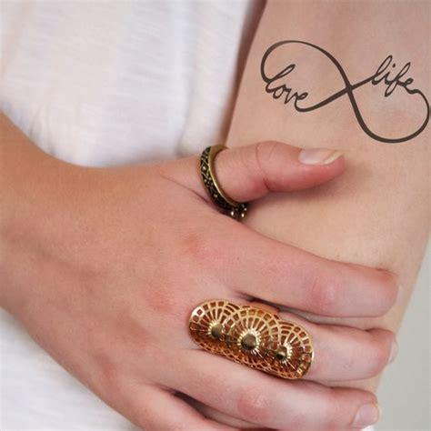 infinity tattoo temporary infinity symbol tattoo infinity and temporary tattoos on
