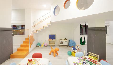 merridian grand opening with laurie from trading spaces home decor trade shows a playful kindergarten interior in