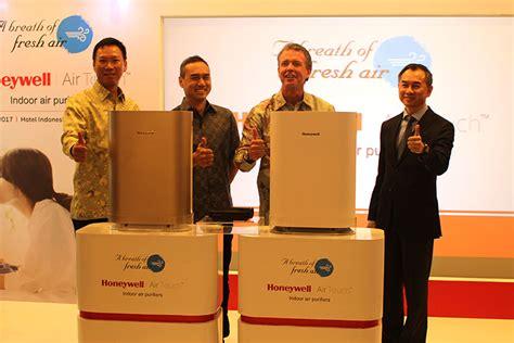 Air Purifier Indonesia harrisma honeywell air purifiers segarkan udara indonesia