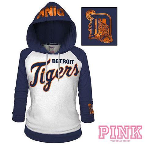 Hoodie Detroit 7 Jidnie Clothing detroit tigers s secret pink 174 raglan pullover