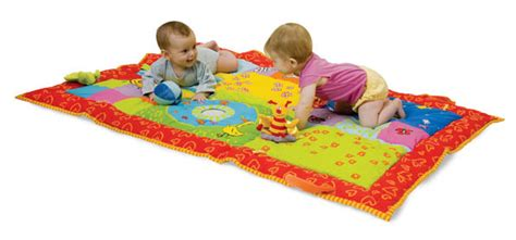 why use an activity play mat