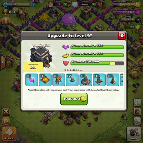 clash of clans mod apk with boat update clash of clans running on blackberry passport page 2
