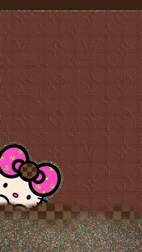 hello kitty louis vuitton wallpaper 2959 best wallpaper hello kitty images on pinterest