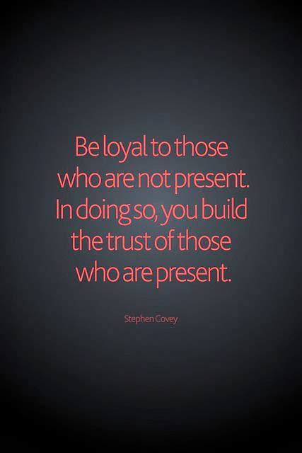 inspirational quotes  loyalty quotesgram