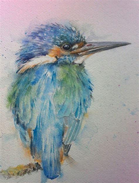 acrylic painting kingfisher best 25 kingfisher ideas on bird