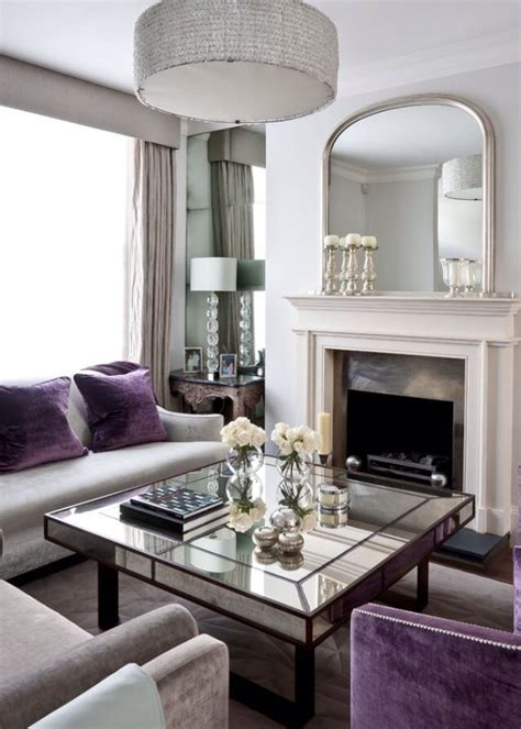 purple and silver room purple and grey silver living room home sweet dream