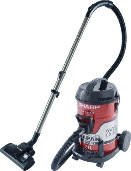 Daftar Vacuum Cleaner Sharp sharp 22 liters 2400 watts drum vacuum cleaner ec