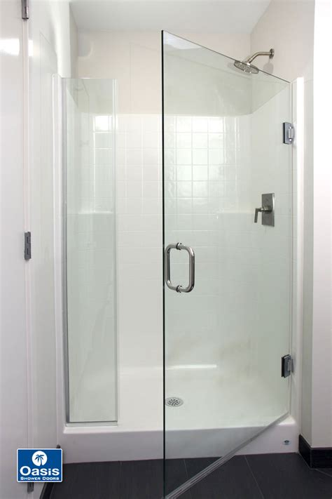 Handicap Shower Doors Handicap Shower Doors Handicap Shower With Color Accents
