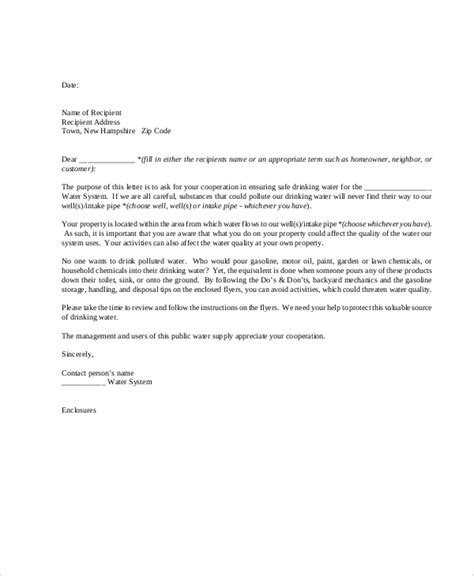 Letter For Cleaning Business Template 187 Cleaning Business Template