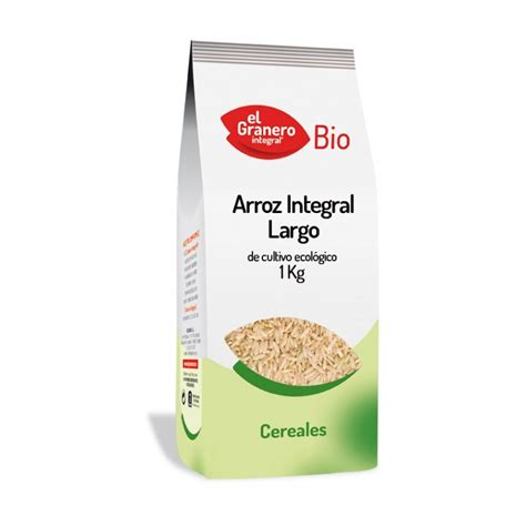Organic Brown Rice 1 Kg organic brown rice el granero 1 kg
