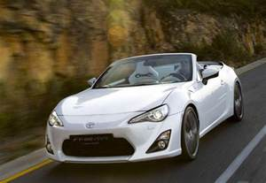 Convertible Toyota 2017 Toyota Gt 86 Convertible Review Release Date Price