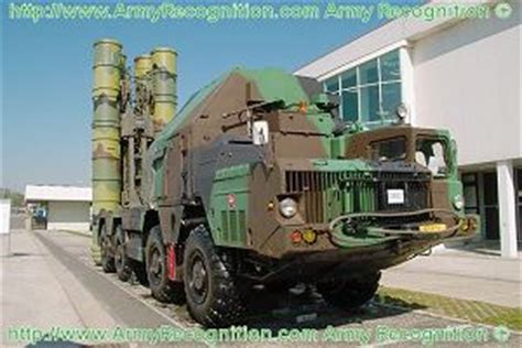Ge1130c7r Missiles Battery 25 St s 300 pmu sa 10c grumble c surface to air defense missile