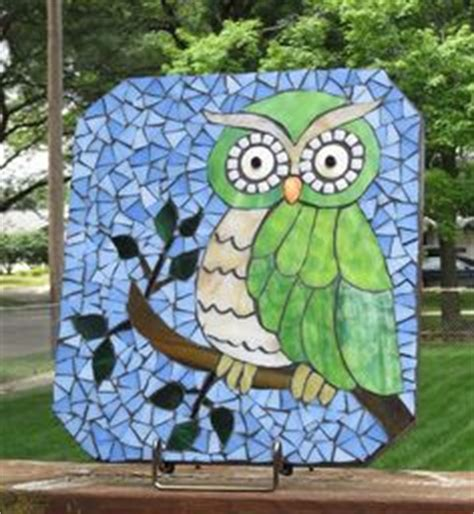 mosaic pattern owl 1000 images about mosaics owls on pinterest owl