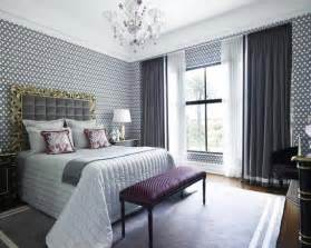 gray and purple bedrooms panda s house