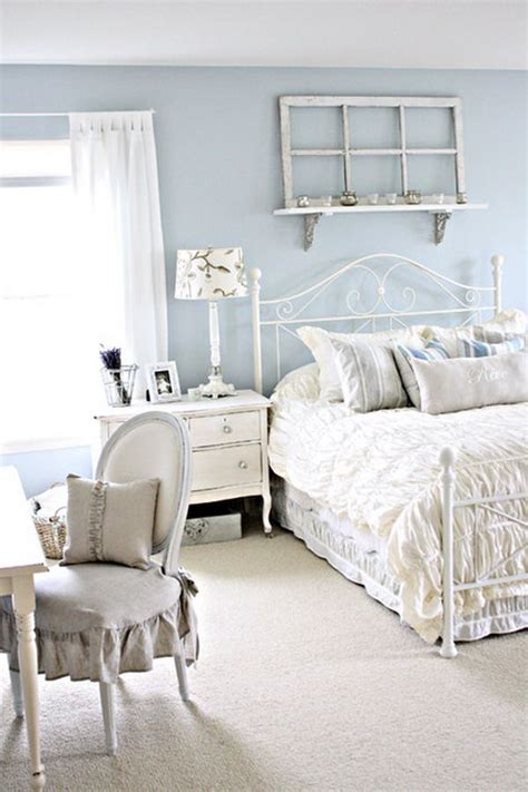 blue and white shabby chic bedroom 1000 images about decor bedroom ideas on pinterest