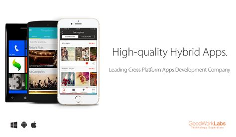 mobile app platform cross platform mobile application development bangalore