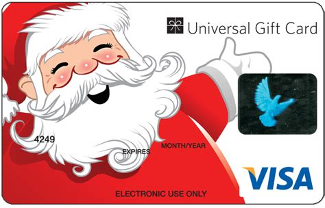 A Gift Card Santa - christmas gifts