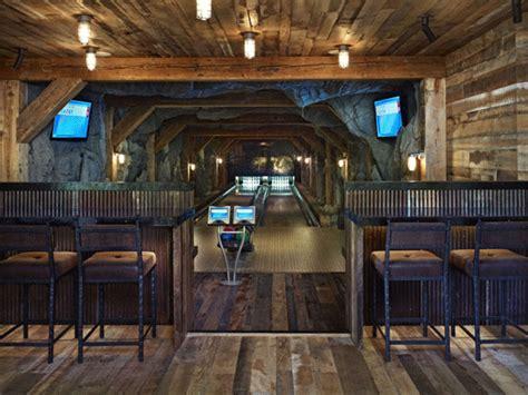 bowling alley in basement basement renovations basement designs