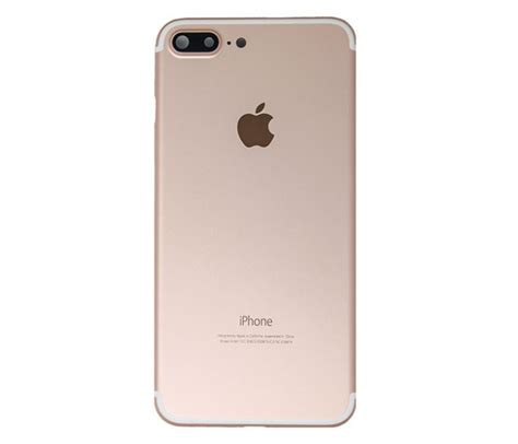 back iphone 7 plus herder iphone 7 plus back housing gold