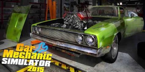 Auto Spiele Runterladen by Car Mechanic Simulator 2015 Pc Spielen Kostenlos Herunterladen