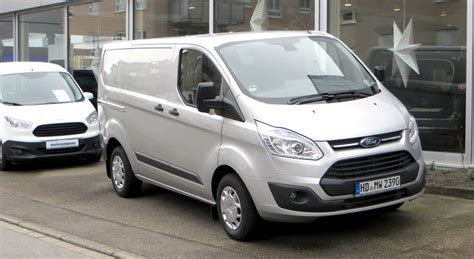 Auto Wagner by Neues Carsharing Fahrzeug Ford Transit Costum Autohaus