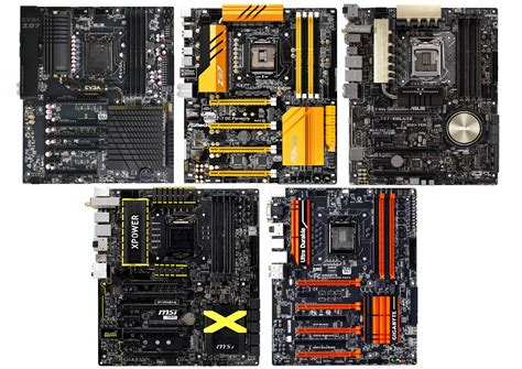 best motherboard up of the best and top tier overclocking z97
