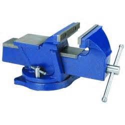 Woodworking Bench Vice Parts by 6 Quot Swivel Vise W Anvil