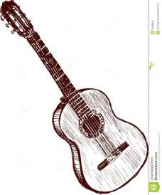 old guitar stock photography image 30326592