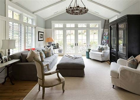 modern farmhouse family room modern farmhouse pinterest