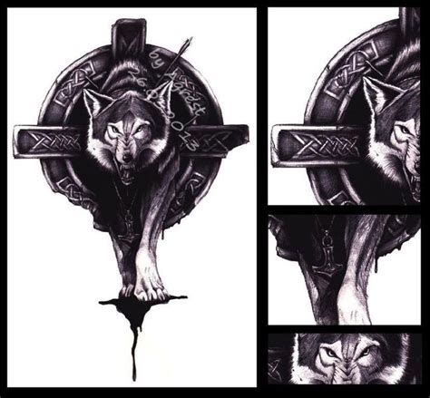 tattoo 3d viking 27 best celtic wolf tattoo 3d images on pinterest celtic