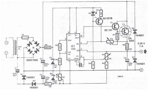 lm   adjustable power supply