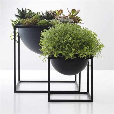 modern plant pots 1000 ideas about contemporary planters on pinterest