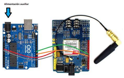 tutorial arduino gprs m 211 dulo gsm gprs llamar y enviar sms tutoriales arduino